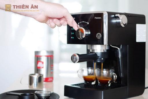 cách sửa máy pha cà phê espresso